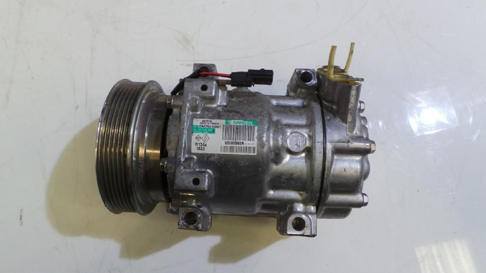 Nissan Qashqai 1.5 Diesel J10 Air conditioning Compressor Pump 926009865R